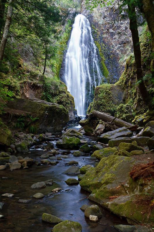 Susan Creek Falls Douglas County Oregon Northwest