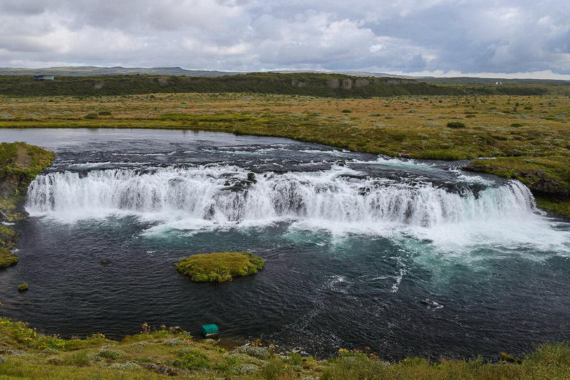 Faxi Iceland World Waterfall Database