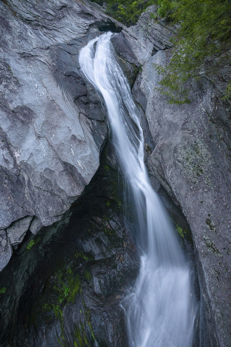 Hamilton Falls - Jamaica, VT | MyHikes