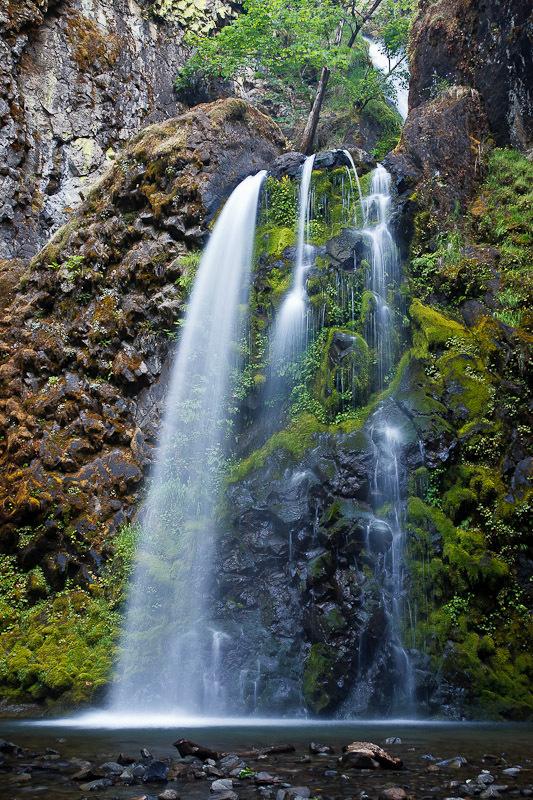 fall creek falls  douglas county  oregon