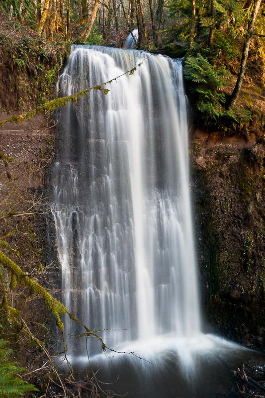 Victor Falls Pierce County Washington Northwest