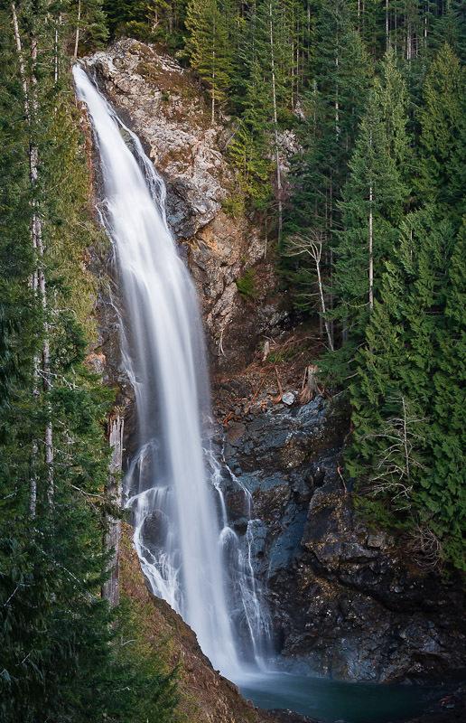 Wallace Falls Snohomish County Washington Northwest