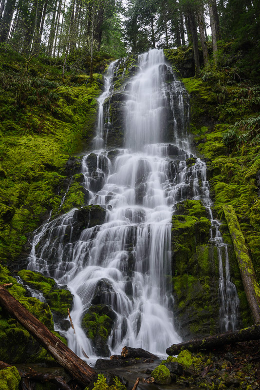 Davis mountain falls lewis county washington northwest waterfall by the numbers altavistaventures Images