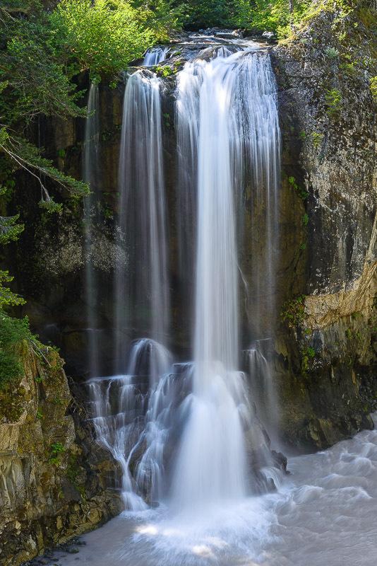 2. Catwalk Trail Falls
