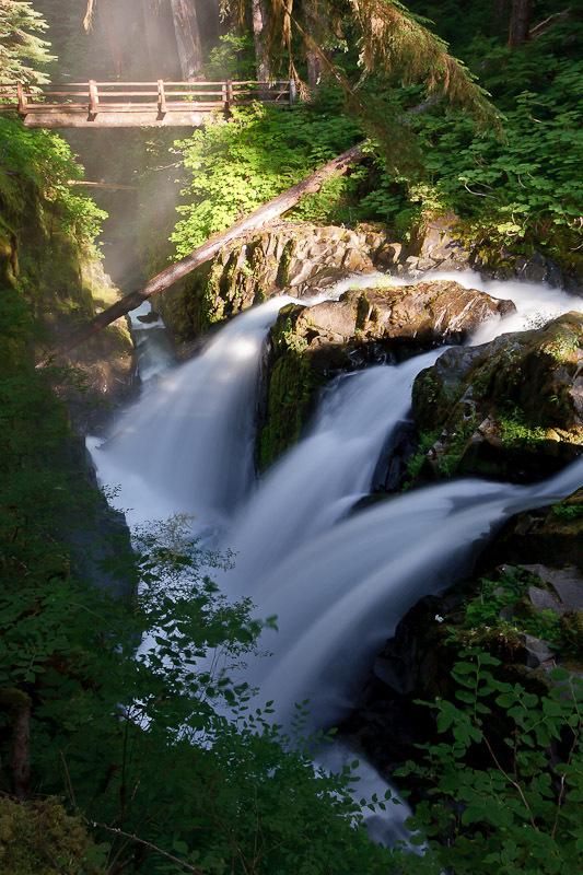 Sol Duc Falls Clallam County Washington Northwest